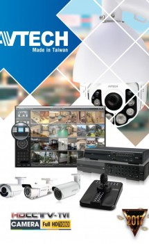 E-Catalogue Camera Avtech Năm 2017