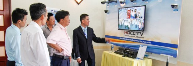 "The Seminar "" HD CCTV-TVI AVTECH  TOTAL SURVEILLANCE SOLUTION"" in CAN THO"