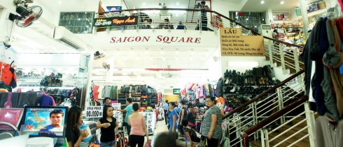 AVTECH Camera Solution At Sai Gon Square