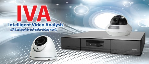 Features INTELLIGENT VIDEO ANALYSIS - IVA (IVS) OF AVTECH HD CCTV TVI RECORDER